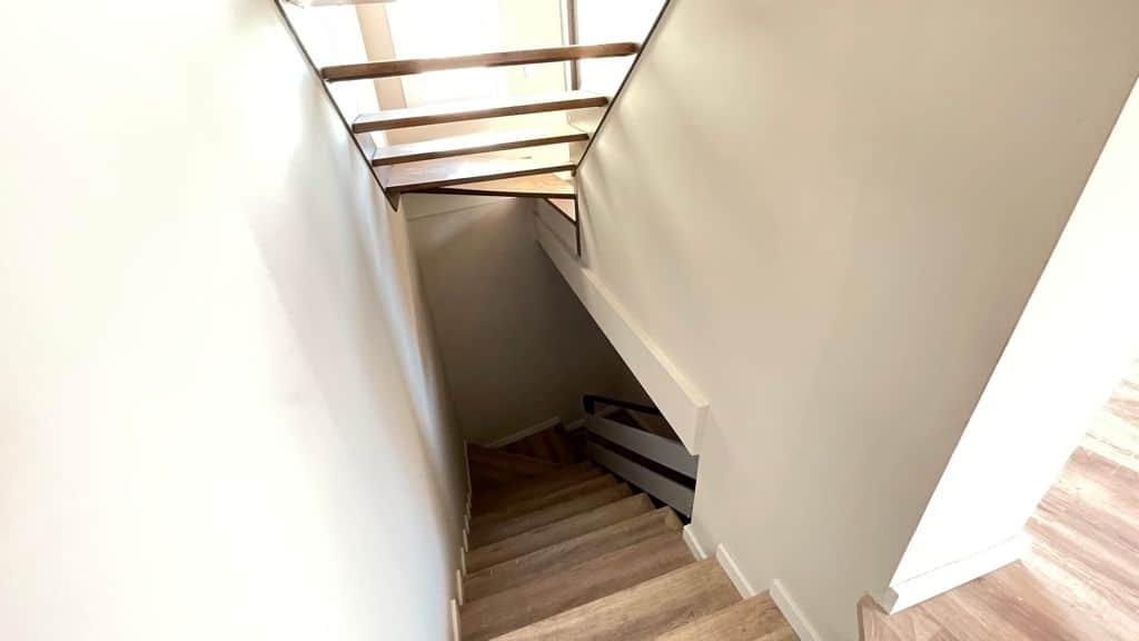 escaleras madera reforma mataró